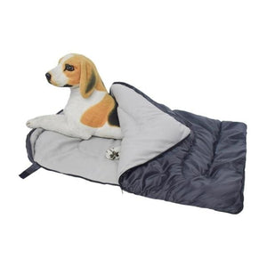 Sleeping Bag For Dogs. Camping & Sleepover Necessity - thediggitydogstore.com