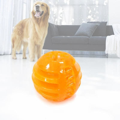 Treat Ball To Keep Your Pup Busy - thediggitydogstore.com
