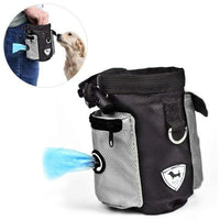 Treat Pouch For Training With Poop Bags & Pockets - thediggitydogstore.com