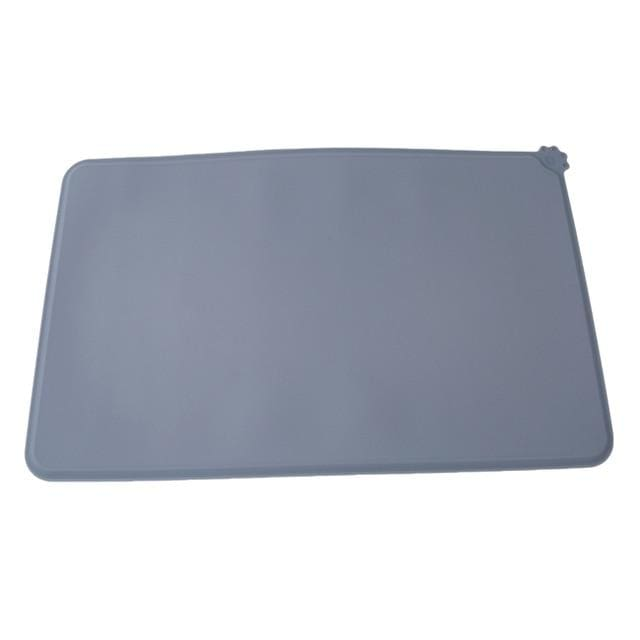 Waterproof Food Mat Made Of  Silicone Easy Clean Up - thediggitydogstore.com