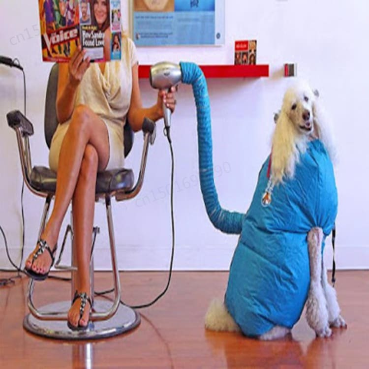 Hot Dog Dryer Makes Dog Drying Fast and Easy After A Bath S M L