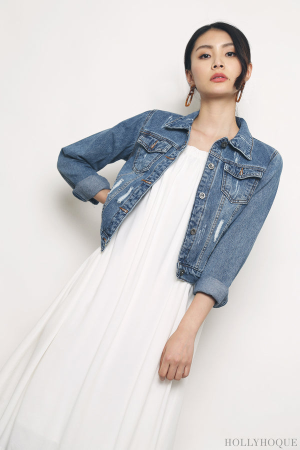Kelly Denim Jacket (Restock)