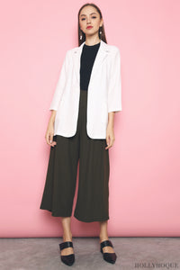 Axis Chic Blazer White