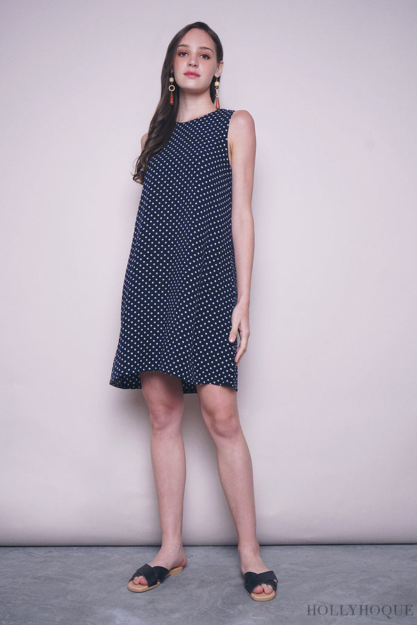 Effie Polka Dress