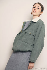 Favourite Wool Jacket Olive