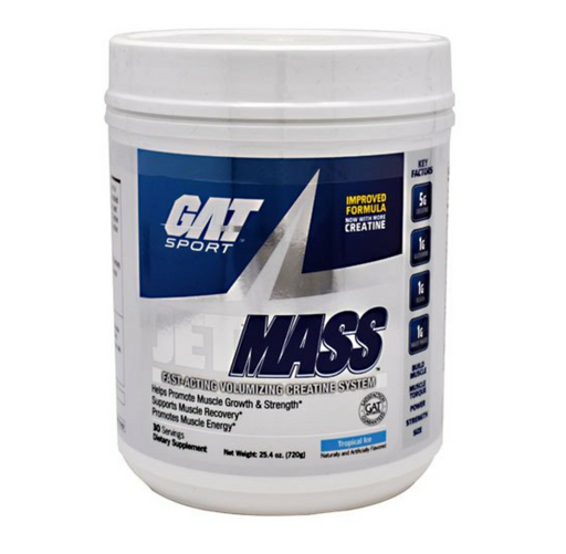 Gat Sport (Multiple Flavors) JetMass Fast-Acting Volumizing Creatine System