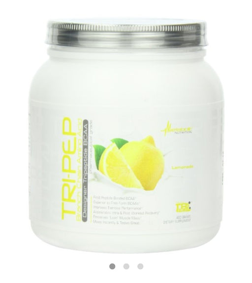 Metabolic Nutrition (Multiple Flavors) Tri-Pep  BCAA