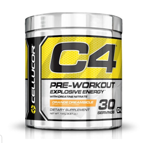 Cellucor C4 ( Multiple Flavor) 6.87 Oz 30/svr