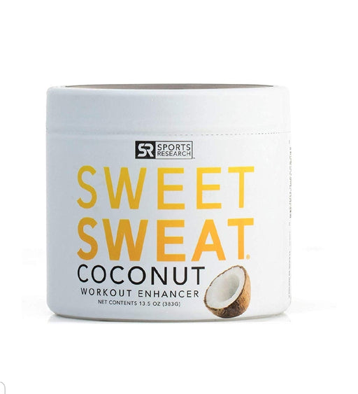 Sports Research Sweet Sweat Workout Enhancer - Coconut 13.5 oz (383 g)
