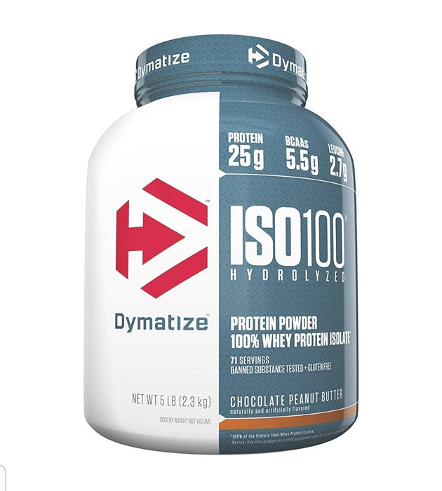 Dymatize ISO 100 Proteins (Multiple Flavor and Size)