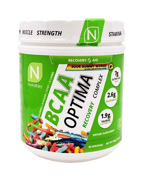 Nutrakey BCAA Optima - 30 servings
