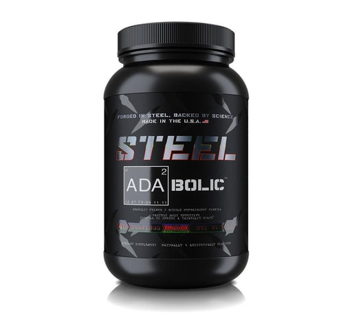 STEEL SUPPLEMENT ADA BOLIC 40svr. 52.02oz