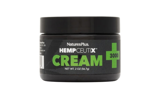 NaturesPlus HEMPCEUTIX CREAM 3000 2oz. 56.7g