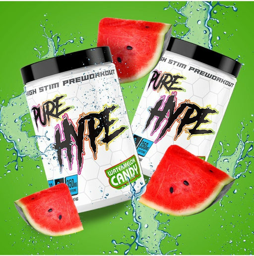 PureCut Supplement PURE HYPE PRE-WORKOUT/ 30Svr