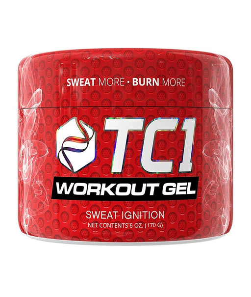 TC1 Workout Gel 6.5oz 184g.