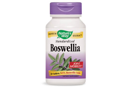Nature's Way Boswellia - 60 Tablets