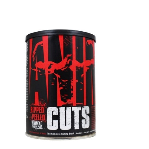 Universal Nutrition Animal Cuts Complete Cutting Stacks - 42 Pack(s)
