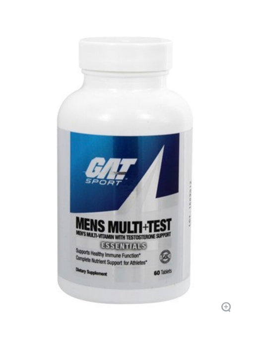 GAT Mens Multi+Test Essentials -
