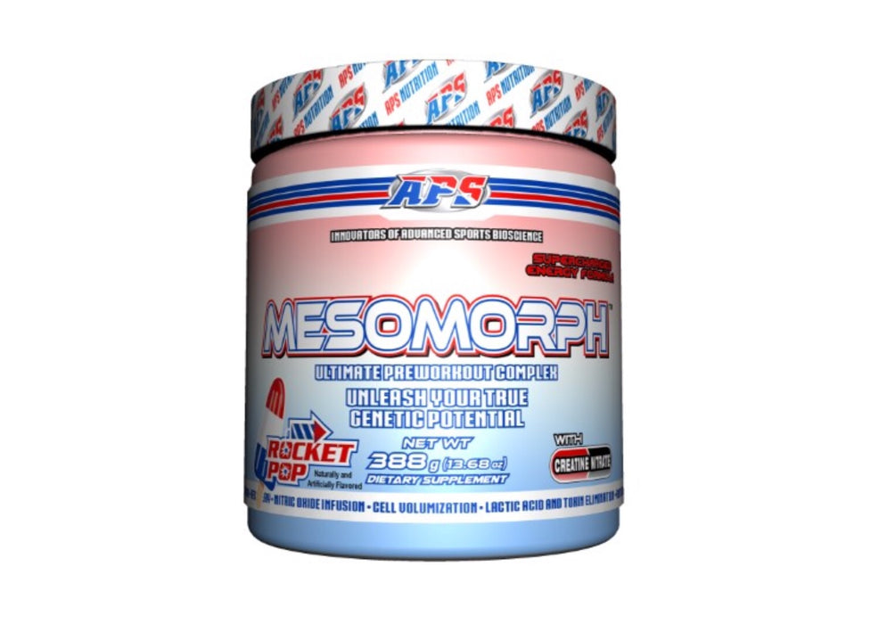 ASP Nutrition Mesomorph V3 Pre-Workout