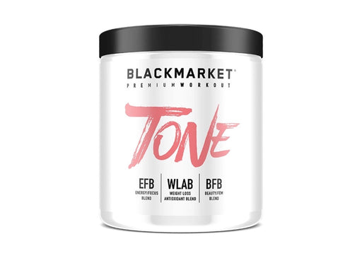 Black Market Labs Tone Pre-Workout