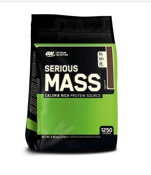 Optimum Nutrition Serious Mass Powder 12 Lbs