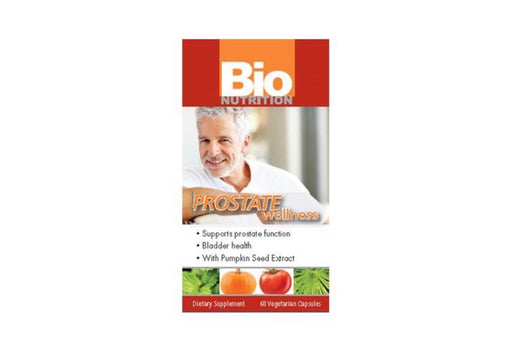 Bio Nutrition Inc. Prostate Wellness, 60 VegCaps.