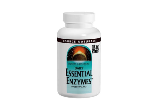 Source Natural Essential Enzymes™ 500mg Vegetarian Bio-Aligned™, 120 count