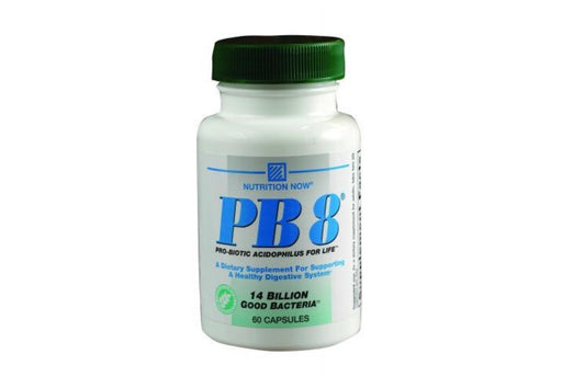 Nutrition Now Pb 8 Pro-Biotic Acidophilus For Life - 14 Billion Active Cultures
