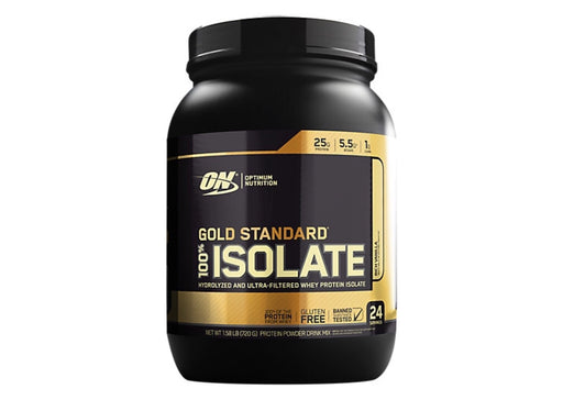 Optimum Nutrition Gold Standard 100% Isolate