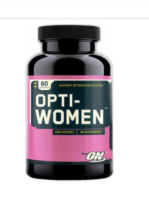 Optimum Nutrition Opti-Women Multivitamin Capsules