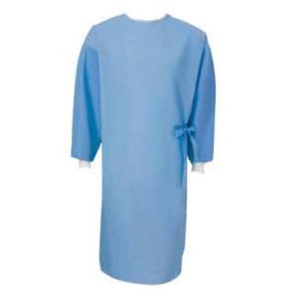 Exam Gown Sterile Back with Towel, X-Large