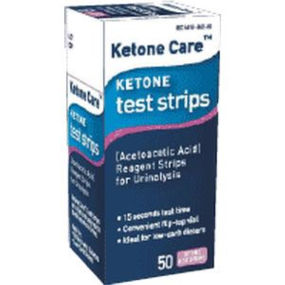 Ketone Care Blood Glucose Test Strip