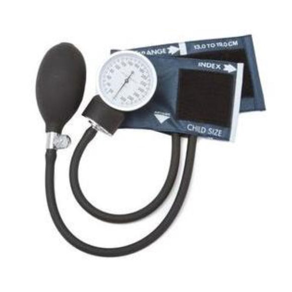 Standard Aneroid Sphygmomanometer, Child, Navy