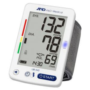 Wrist Blood Pressure Monitor with Jumbo Screen
