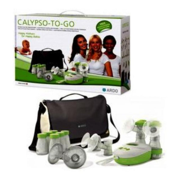 Calypso-To-Go Double Electric Breast Pump