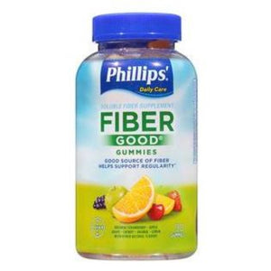 Phillips Fiber Gummies, 90 ct