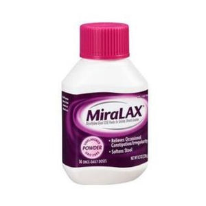 MiraLAX Laxative Powder, 8.3 oz