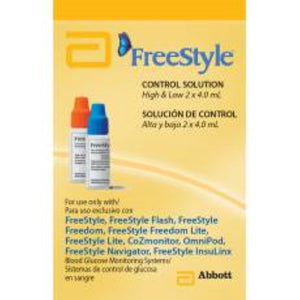 FreeStyle High/Low Flow Control Solution