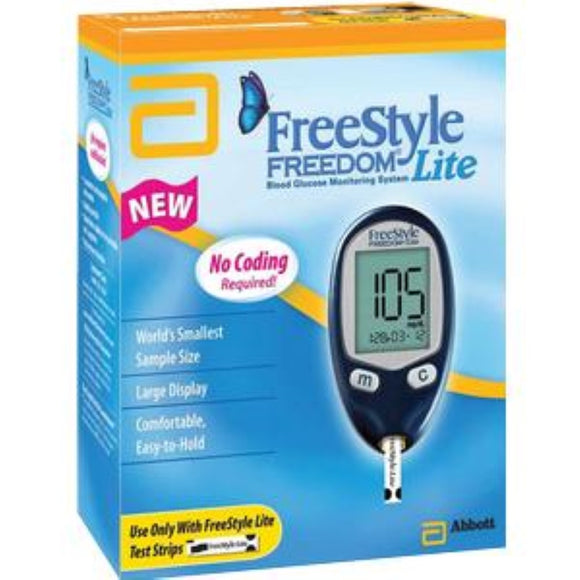 FreeStyle Freedom Lite Meter