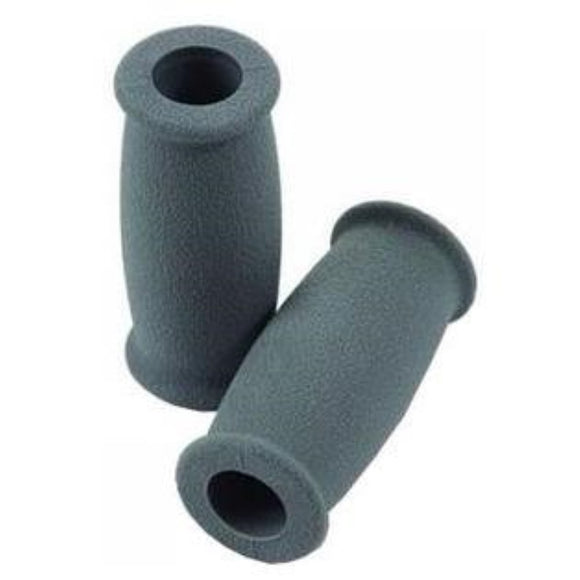 Cardinal Health Replacement Crutch Hand Grips, Gray