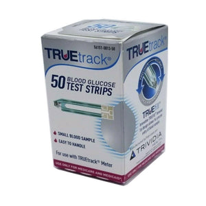 Trividia True Track 50 Blood Glucose Test Strips