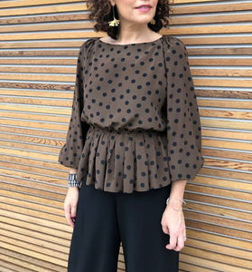 Tessuti Patterns Hillary Top