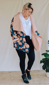 Sew To Grow Patterns - The Alston Jacket