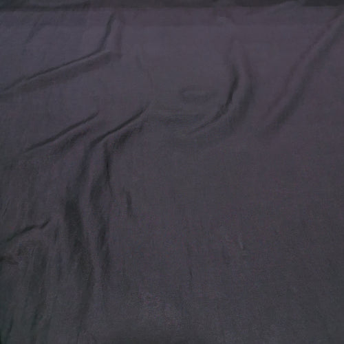 Cupro, Linen, Rayon Blend , Portwine Twill - 1/4metre