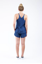 Load image into Gallery viewer, Megan Nielsen Reef Camisole & Shorts Set