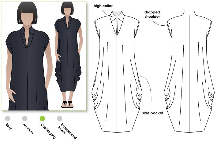 Style Arc Toni Designer Dress - sizes 18 - 30