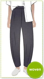 Style Arc Patterns Bob Pants - sizes 18 to 30
