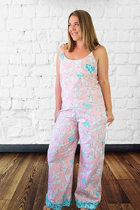 Sew To Grow Patterns - The Night Garden PJ Set