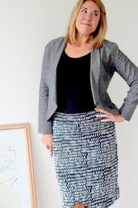 Sew To Grow Patterns - The Bespoke Blazer