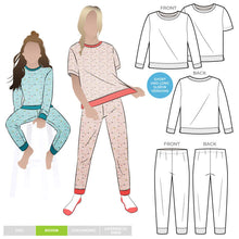 Load image into Gallery viewer, Style Arc Children's PJ Set - Sizes 1 to 8